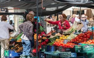 Los precios bajaron una décima en Extremadura en noviembre