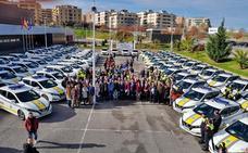 El coche eléctrico toma la provincia de Badajoz