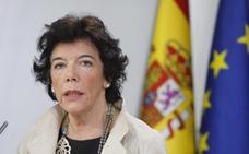 El Gobierno asegura que la reforma educativa garantiza la enseñanza en castellano