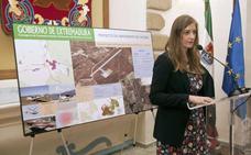 Plasencia y Coria, las ubicaciones descartadas para el aeródromo