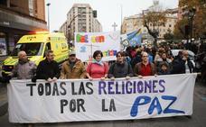 La Marcha por la Paz hace un llamamiento para cuidar el planeta