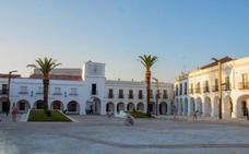 Herrera logra el premio a la accesibilidad por la remodelación de la Plaza de España