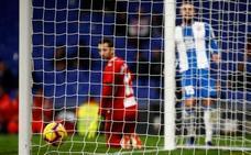 El Espanyol se examina contra el Betis tras cuatro derrotas seguidas