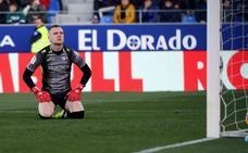 El Huesca afronta un partido crucial contra un rival directo e igual de tocado