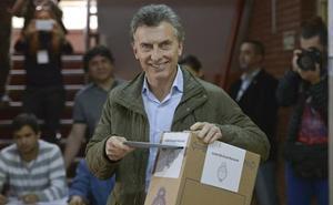 La Argentina que deja Macri