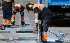 Las bajas por accidentes de trabajo aumentan un 3%, según CC OO