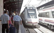 Renfe ha incorporado cinco trenes S-599 al servicio ferroviario extremeño
