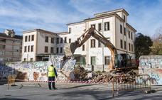 Comienza la conversión de los pabellones militares de Plasencia en una residencia de ancianos