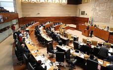 El PSOE pide en la Asamblea paliar insuficiencias de la Ley de Memoria Histórica estatal