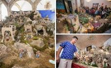 Un paseo por 23 nacimientos en Cáceres