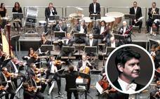 Tobias Gossmann dirigirá el Concierto de Año Nuevo en el López de Ayala