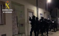 Un matrimonio de Moraleja lideraba la red criminal desmantelada en la operación antidroga en Cáceres