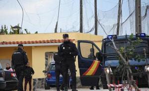 Trece de los 23 detenidos en la operación antidroga del Cerro de Reyes de Badajoz van a prisión