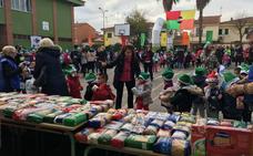 La San Silvestre Solidaria del colegio Montero reunió a mil escolares