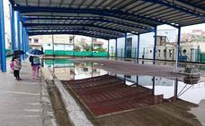 Cerrar la pista del colegio Campo Arañuelo en Navalmoral costará 393.000 euros