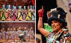 El concurso de murgas de Badajoz contiene la caída de participación con 26 grupos en 2019