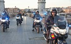 Más de 2.000 servicios policiales para velar por la seguridad en Badajoz esta Navidad