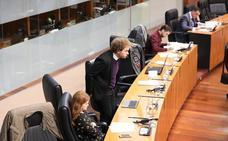 José Luis Murillo toma posesión como diputado de Podemos en la Asamblea