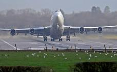 Vuelven a suspenderse los vuelos en Gatwick por un dron