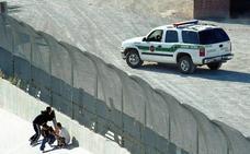 Un veterano de Irak recolecta nueve millones para levantar un muro en la frontera