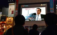 La Fiscalía de Tokio anuncia una nueva acusación contra Carlos Ghosn