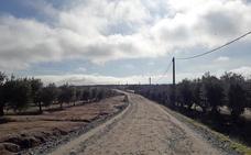 Invertirán 144.377 euros en la mejora del camino a Doña Blanca, en Don Benito