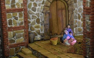 Belén monumental y exposición de dioramas en el Luis de Morales