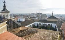 La recuperación de la sala capitular permitirá reabrir el museo catedralicio en Badajoz