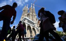 Los Mossos y la Guardia Urbana refuerzan las medidas de seguridad en Barcelona