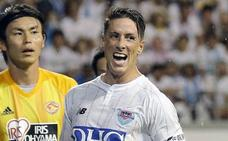 Iniesta y Torres ponen al fútbol japonés en el mapa