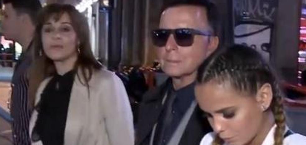 Ortega Cano pendiente de la salud de Gloria Camila