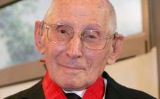 Muere en Francia el gran resistente judío Georges Loinger