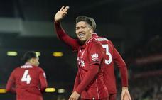 El Liverpool sigue deslumbrando