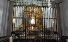 La rejería de la ermita de las Cruces será restaurada en enero
