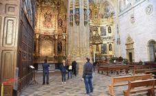 Las catedrales estrenarán en el año 2019 itinerarios de visita, tornos e iluminación