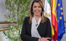 Susana Díaz alerta de la amenaza de «regresión histórica» si Vox impone su «vaciamiento de la autonomía»