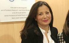 Elísabeth Medina, presentada de forma oficial por el PP de Don Benito