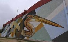 Cuatro murales conforman un circuito de arte urbano en Mérida