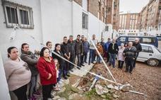 Medio centenar de pisos de Pardaleras en Badajoz llevan dos días sin suministro de agua