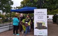 La empresa pública GESPESA pone en marcha una nueva experiencia para la recogida de materia orgánica en Extremadura