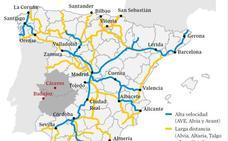 Ábalos pide comparecer en el Congreso para informar sobre el problema ferroviario de Extremadura