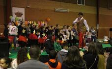 Cientos de niños disfrutan de la V Edición de Valverdilandia