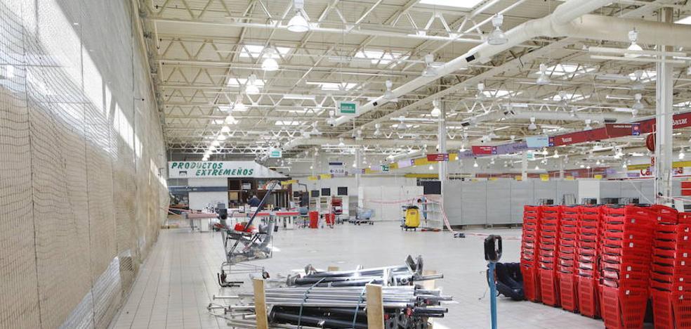 Mercadona confirma que abrirá un supermercado de 3.000 metros en el antiguo Eroski de Cáceres