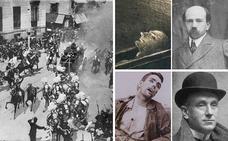 El atentado al Rey y la huida por Extremadura