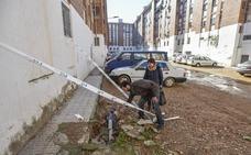 Los vecinos de Pardaleras denunciarán al Ayuntamiento de Badajoz por la tubería averiada