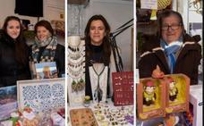 Los artesanos proponen ampliar el mercado navideño de Badajoz a otras plazas