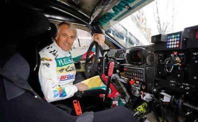 Jesús Calleja: «A un Dakar no se va por ser famoso»