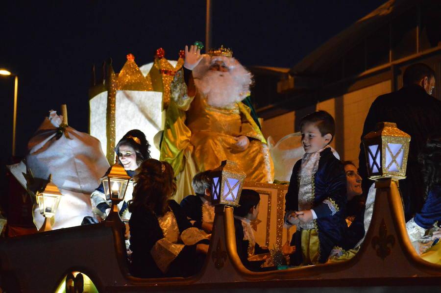 Cabalgata de Reyes Magos en Villanueva de la Serena