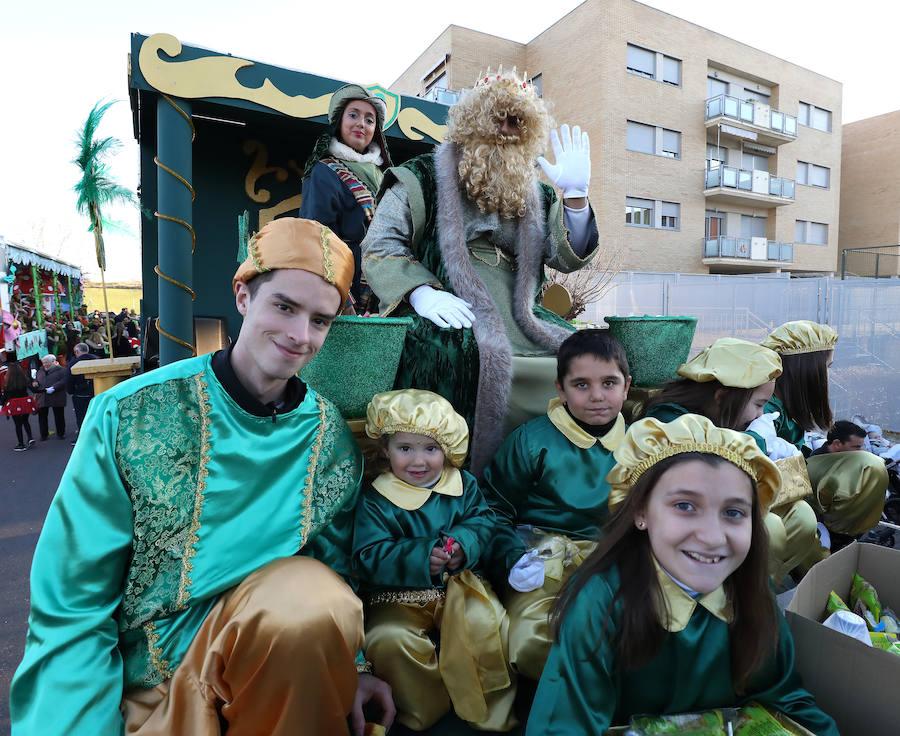 Cabalgata de los Reyes Magos en Mérida
