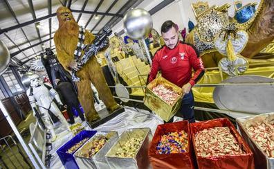 Los Reyes Magos llegan hoy a Badajoz acompañados de más de 400 niños